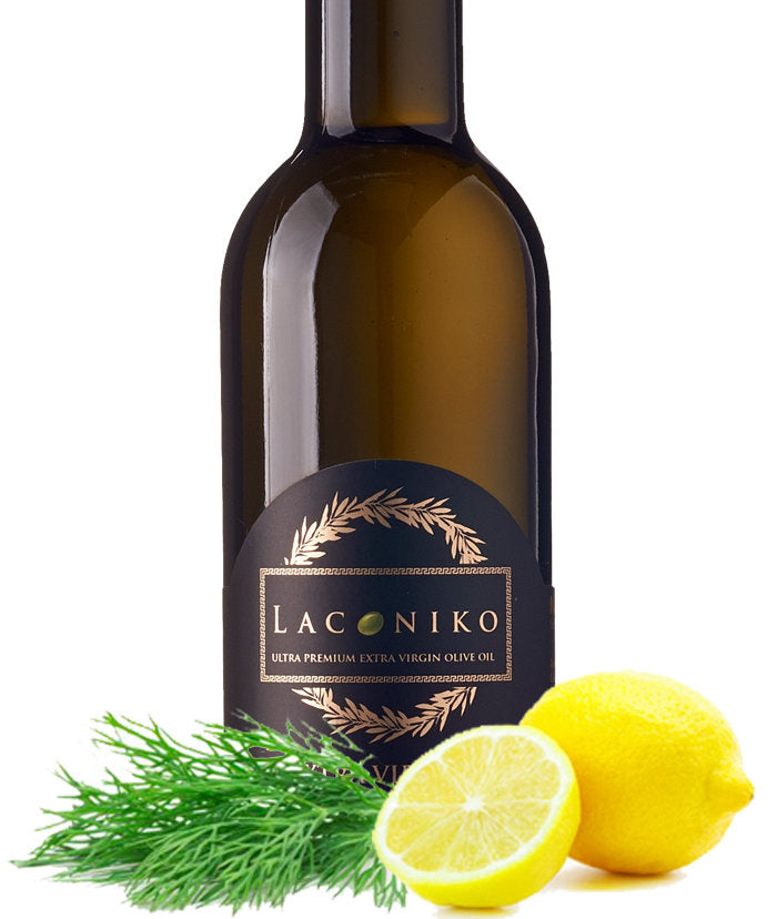 Laconiko - 200 ml Dillemon Olive Oil