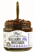 Balsamic Fig Mostrada Spread