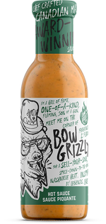 Bow Grizzly Hot Sauce