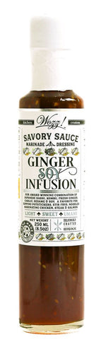 Ginger Soy Infusion Dressing