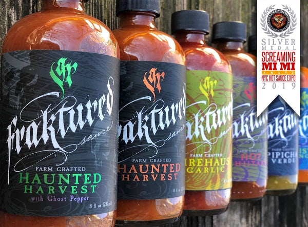 Fraktured Hot Sauces