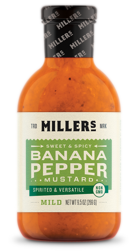 Miller's Banana Pepper