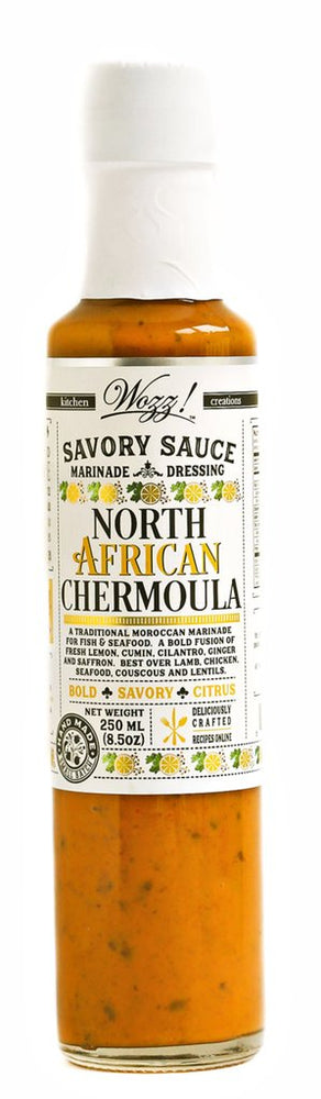 North African Chermoula Dressing