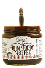 Rum Toddy Toffee Dessert Sauce