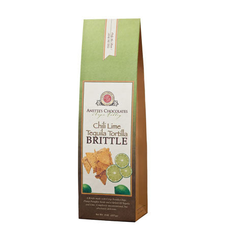 Chili Lime Tequila Brittle