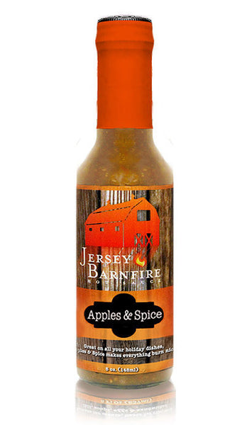 Apples & Spice Hot Sauce