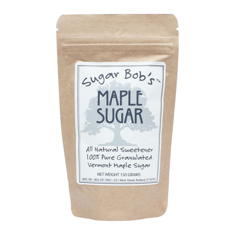 Sugar Bob's Finest Kind - Pure Maple Sugar - 150g/5.3oz