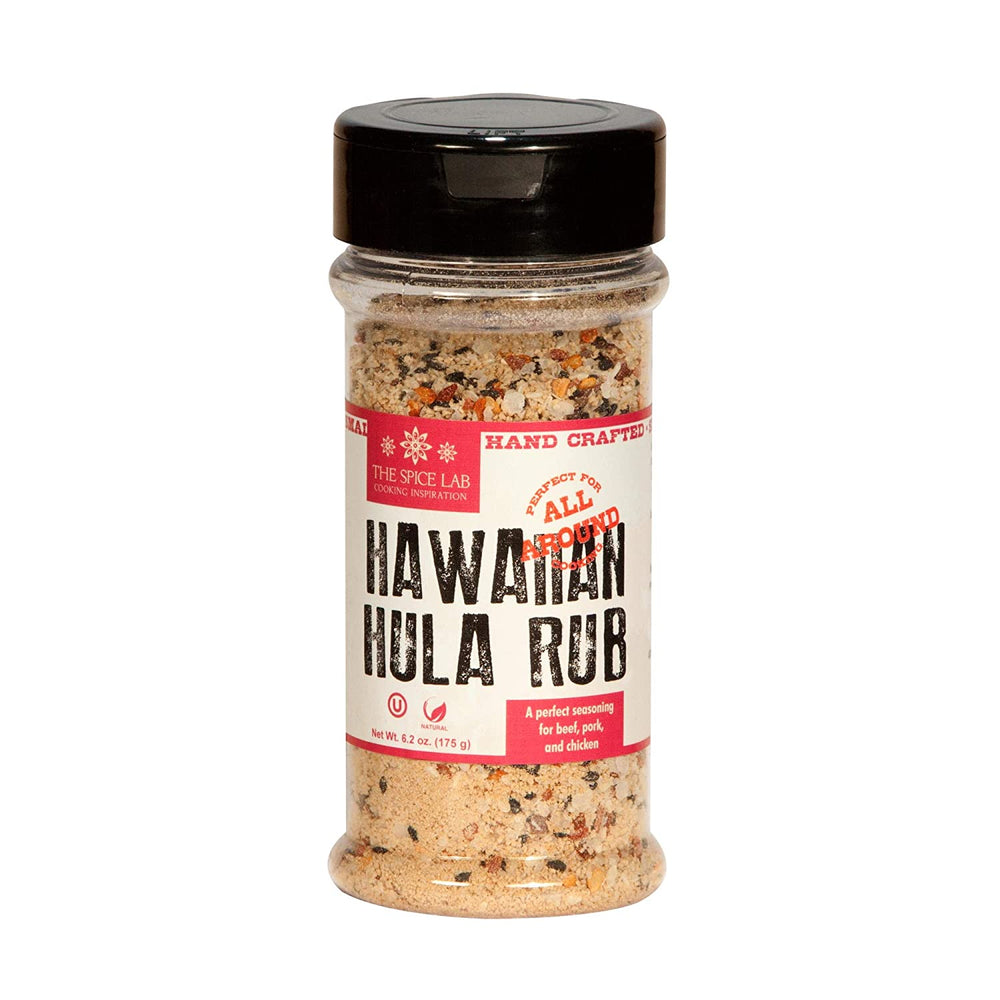 Hawaiian Hula Rub