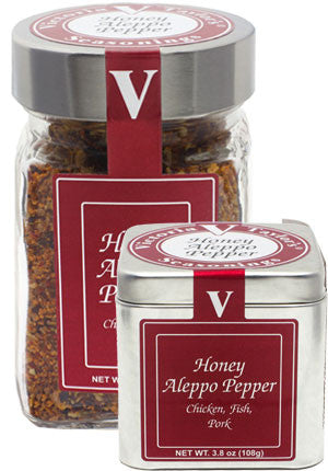 Honey Aleppo Pepper