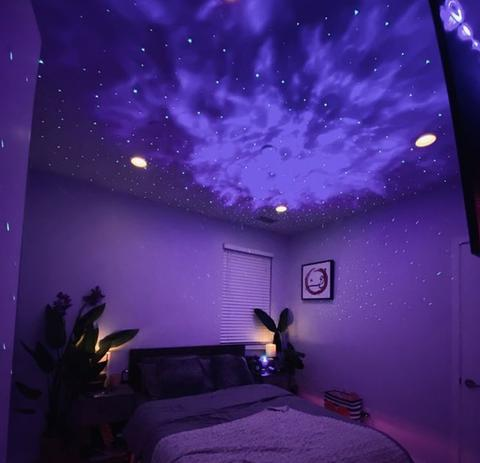 starry projector