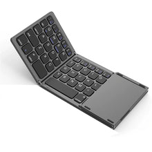 Load image into Gallery viewer, Bluetooth Folding Keyboard - Ren's Home