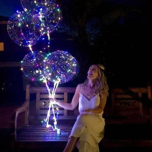 Luminous LED Party Balloons - Ren's Home