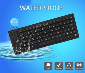 Waterproof Foldable Keyboard - Ren's Home