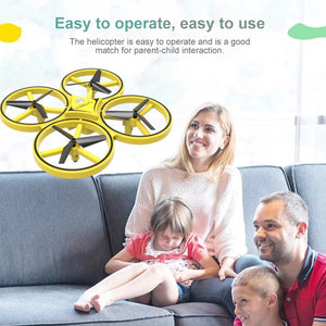 Gesture Control Induction UFO Drone - Ren's Homedrone