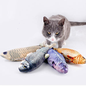 3D Robotic Fish Toy - Ren's Home