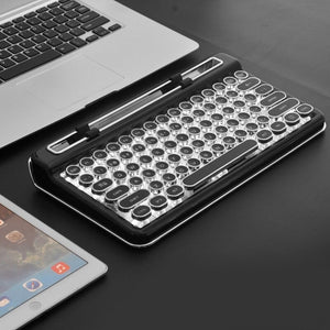 Bluetooth Typewriter Keyboard - Ren's Homekeyboard