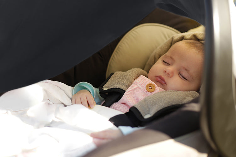 How to get the best from your baby's stroller naps