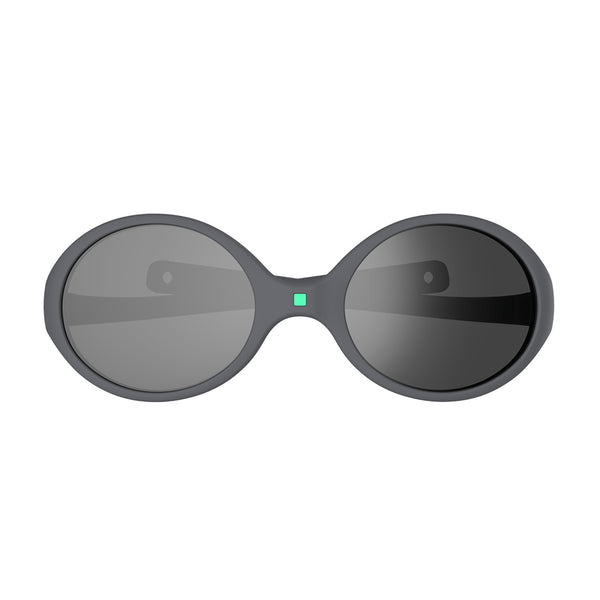 Dark Grey Ki et La Baby Sunglasses (0-18months)