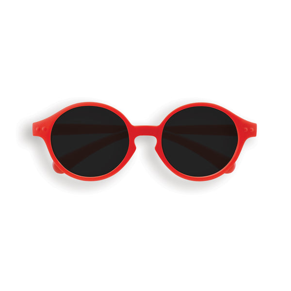 Red IZIPIZI Baby Sunglasses (0-12months)