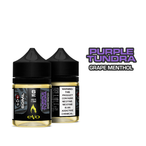 Evo Purple Tundra 3 mg 60 ml
