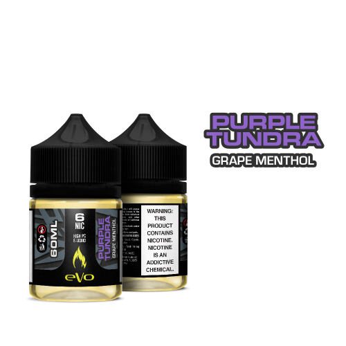 Evo Purple Trundra 0 mg 60 ml