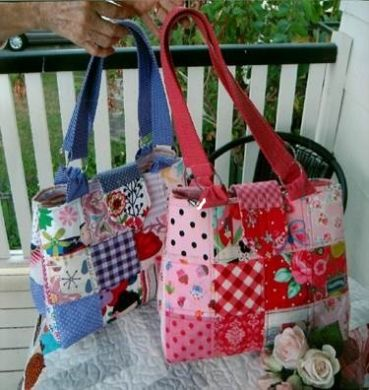 High Street Bag pattern
