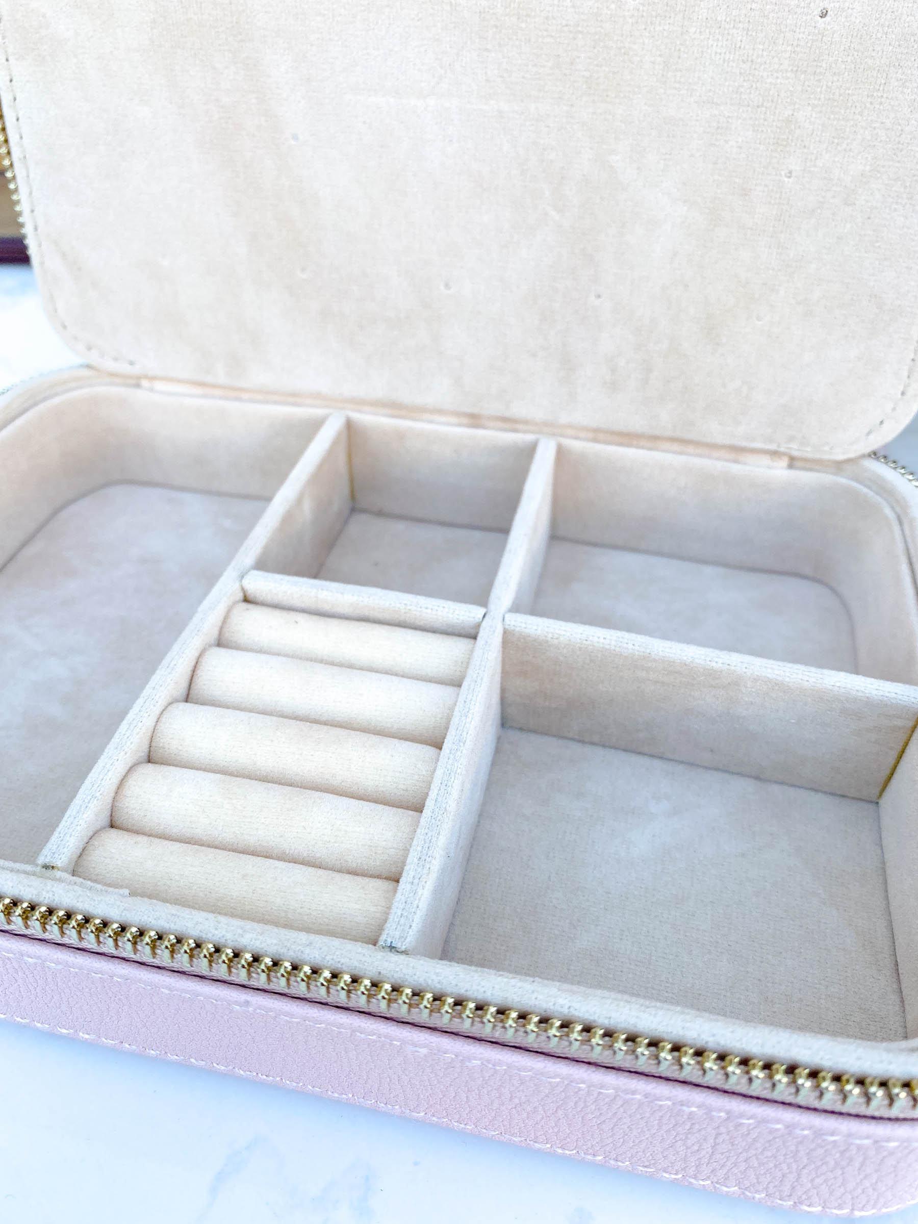 Jewelry Organizer, Blush