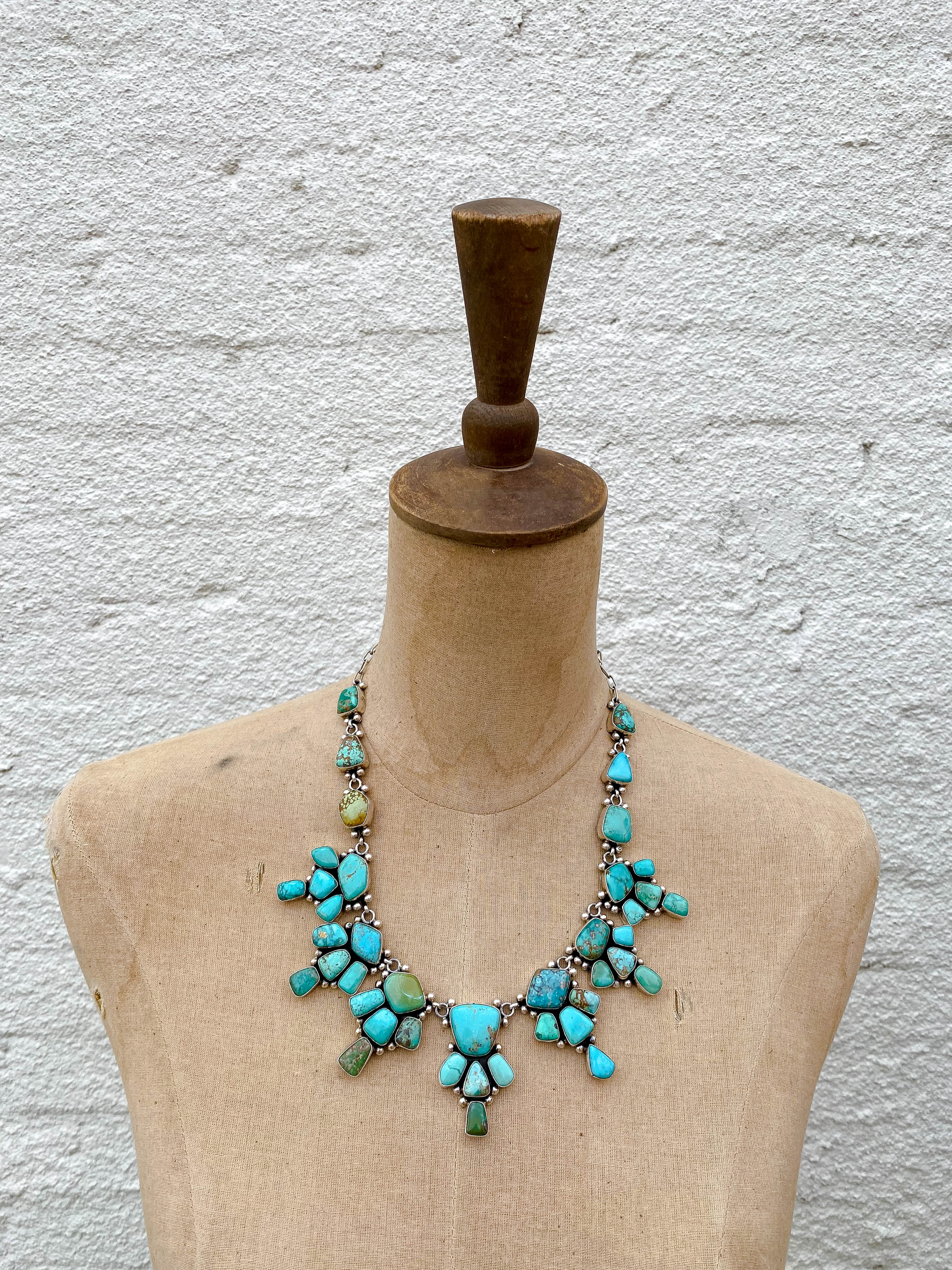 The Collins Turquoise Necklace