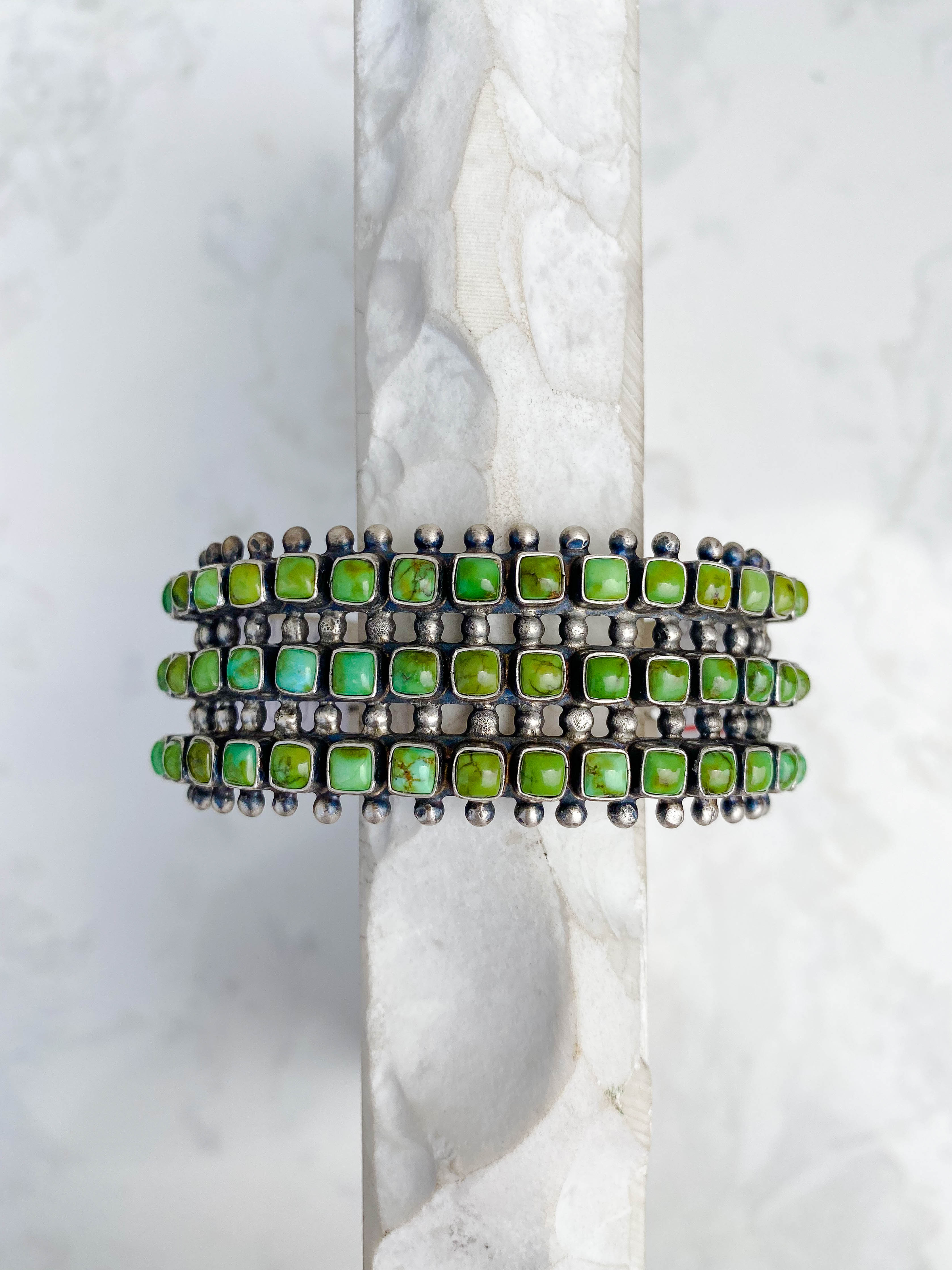 The Greenly Livingston Statement Cuff