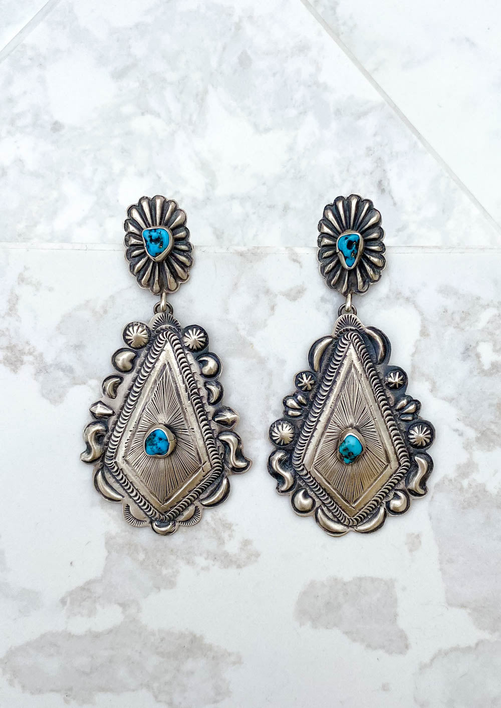 The San Juan Earrings