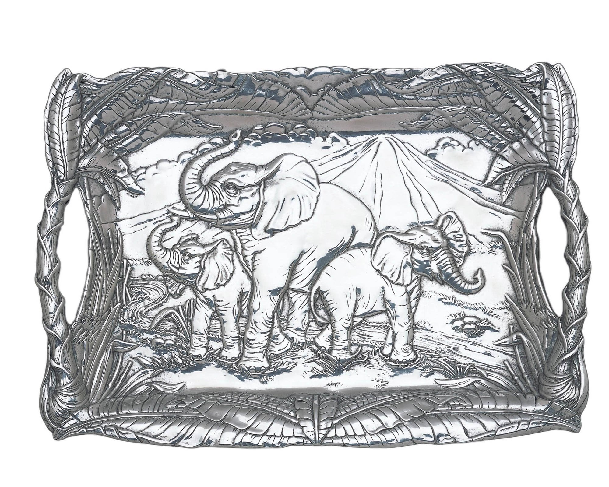 ELEPHANT CLUTCH TRAY