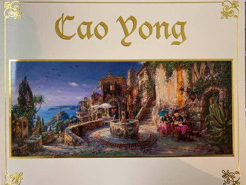 Cao Yong Editions Collector Book
