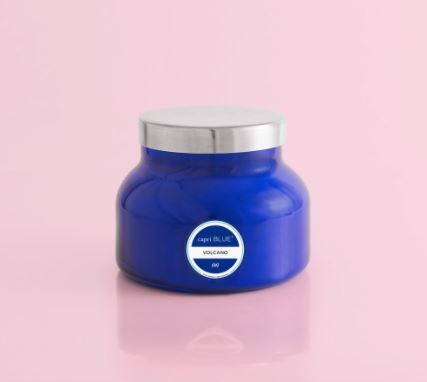 19 oz Volcano Blue Signature Jar