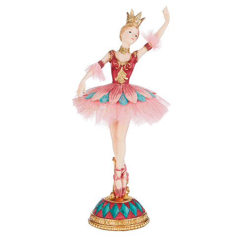"10.75"" BALLET SUGAR PLUM FAIRY"