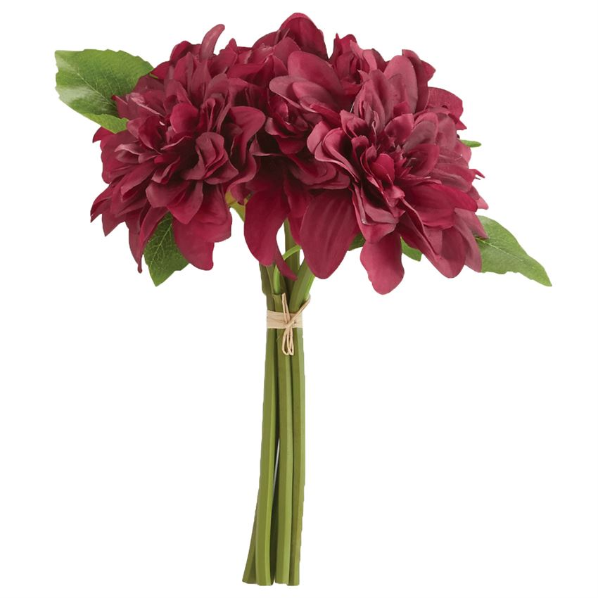 ARTIFICIAL FALL DAHLIA BUNDLE