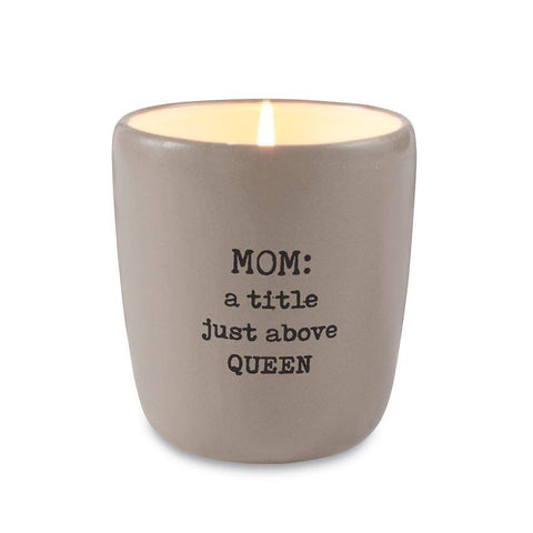 QUEEN MOM CANDLE