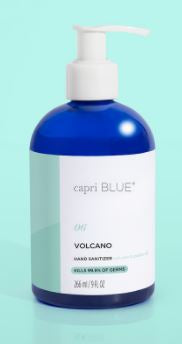 9 oz Capri Blue Volcano Hand Sanitizer