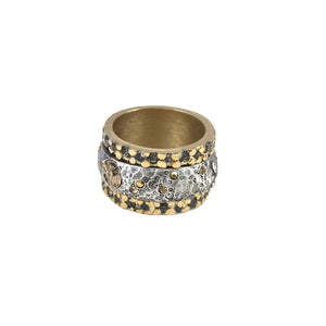 GOLD SKHIRAT RING