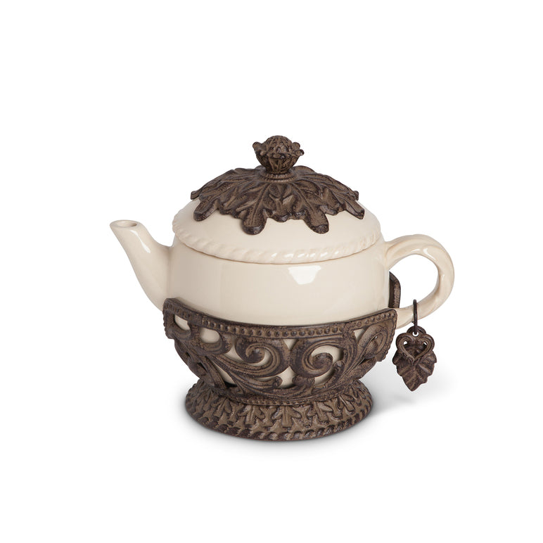 Acanthus Teapot or Coffee Server