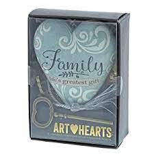 Family Life's Greatest Gift Art Heart