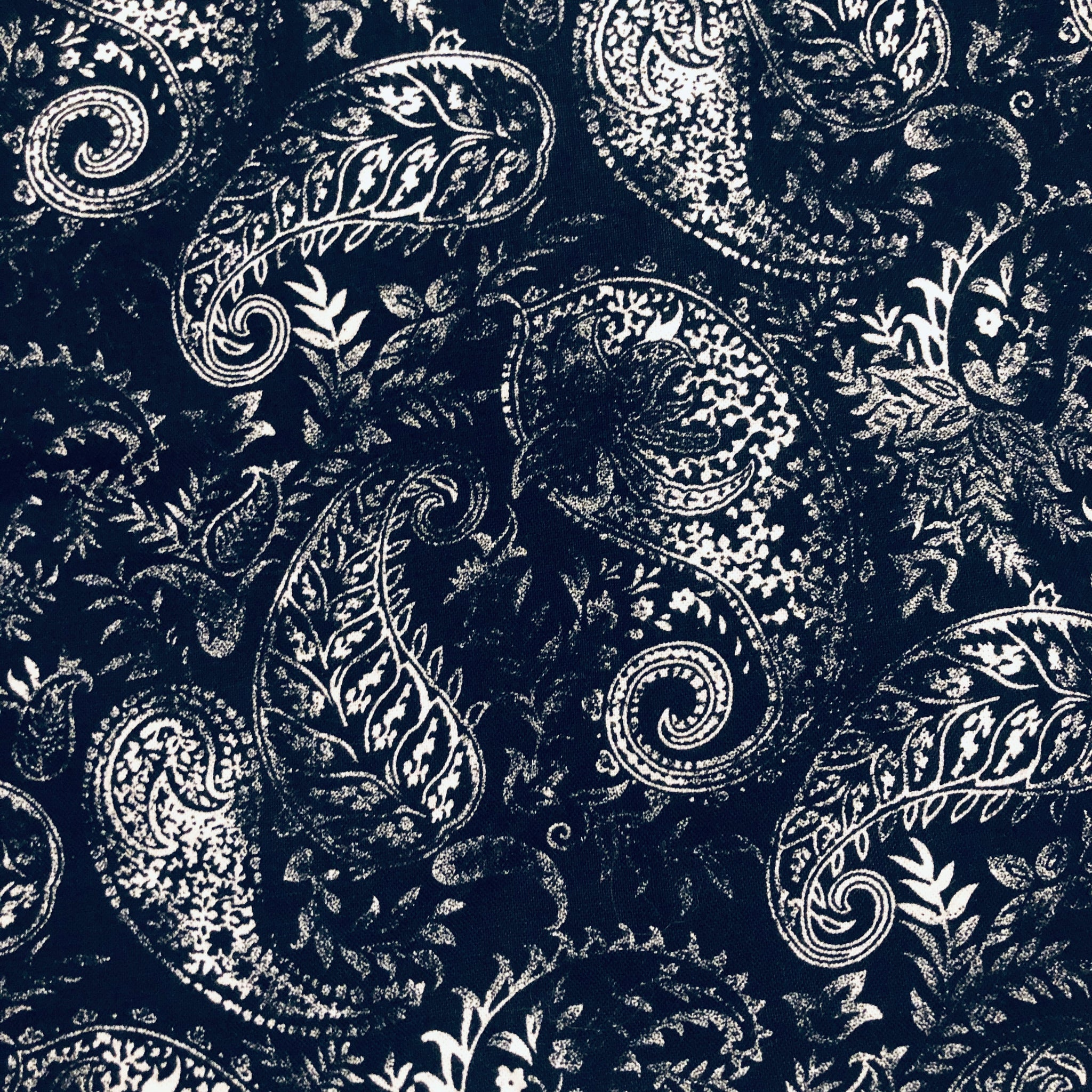 Mask - Midnight Paisley