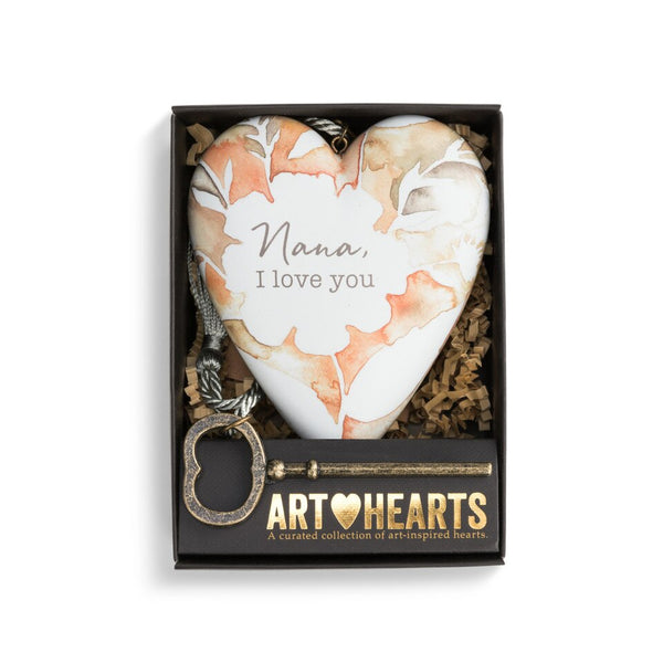 Nana Art Heart - Art Sculpture