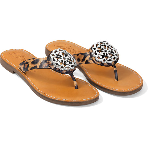 Alice Sandals-Leopard