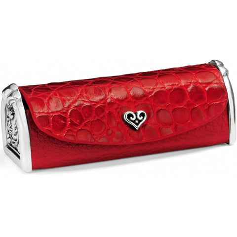 B Wishes Lipstick Case-Red