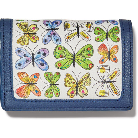 Garden Wings Card Case