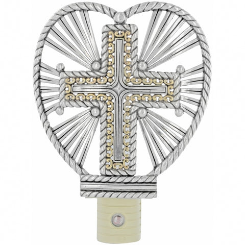 Illumination Cross Night Light