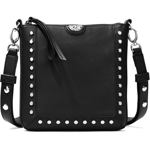Black Roxette Cross Body Pouch