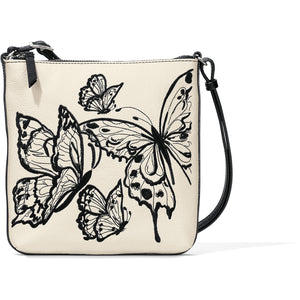 Kaylie Embroidered Cross Body