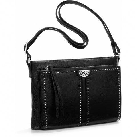 Black Jagger Cross Body Organizer