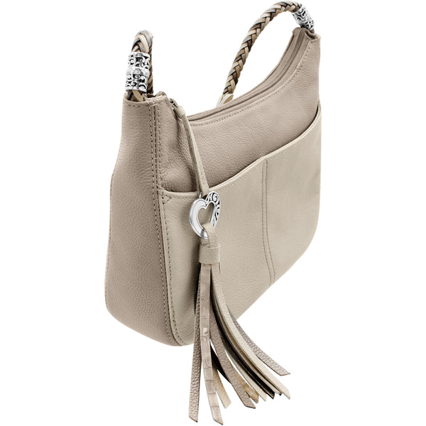Baby Barbados Stone Cross Body Hobo